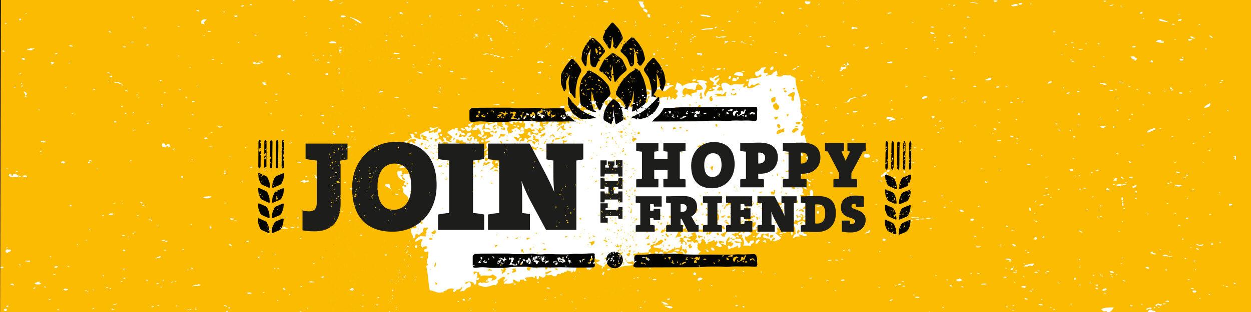 Hoppy Friends